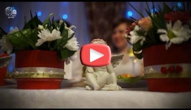 24 апреля 2015 видеоотчет со свадьбы.