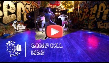 Format Dance Studio (dance hall kids)