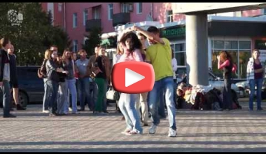 ТК Альтернатива La Salsa! Барнаул 07.09.13