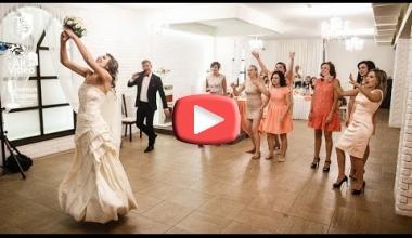 Свадебное торжество Романа и Анны!