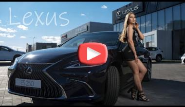 Lexus barnaul