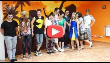 ТК Альтернатива La Salsa! Барнаул 2014.